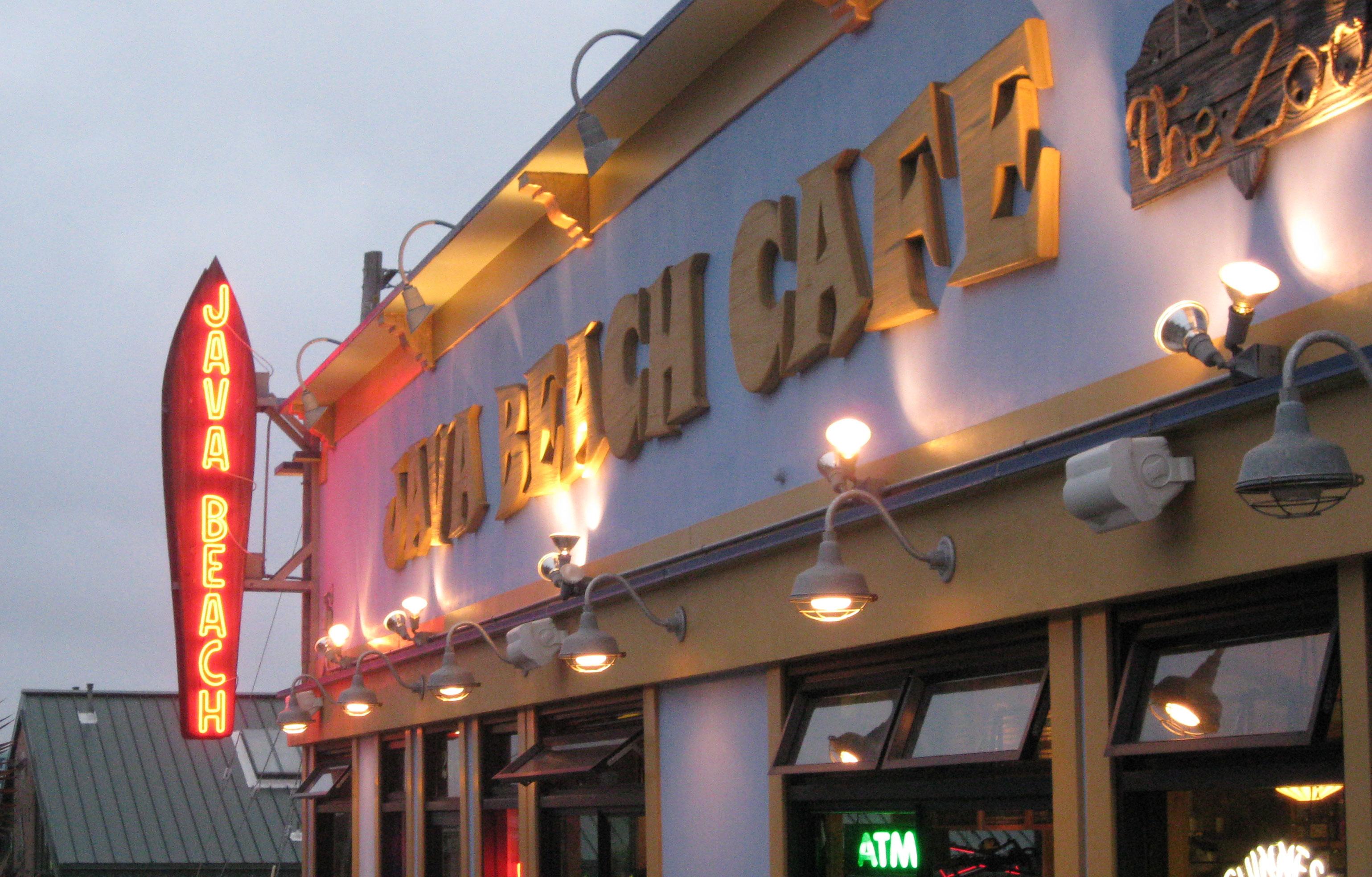 Java Beach Cafe San Francisco Restaurant Review